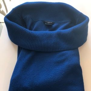 Ann Taylor Cobalt Blue Sweater.